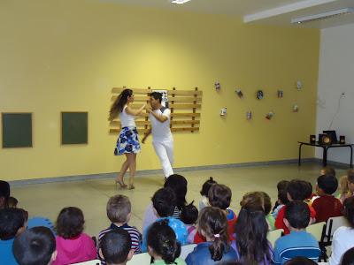 Dança - Projeto MIII