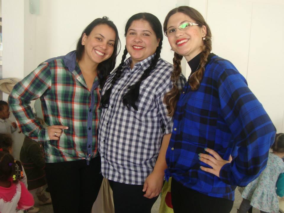 Educadoras Maternal II - B.