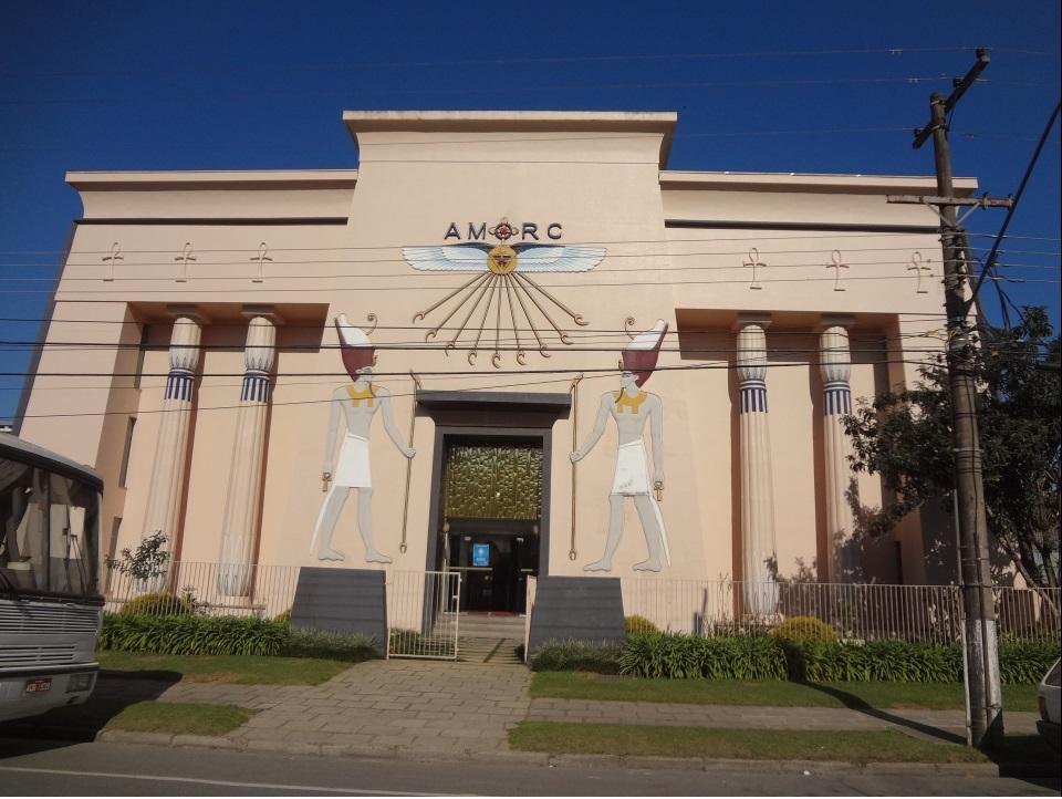 Frente Museu RosaCruz