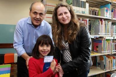 Inauguração da Biblioteca Poeta Emiliano Perneta