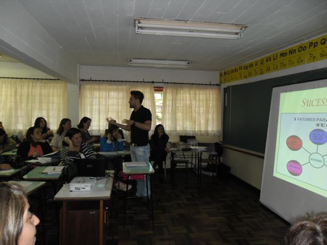 Palestra Tornando Significativo o Ensino da Matemá