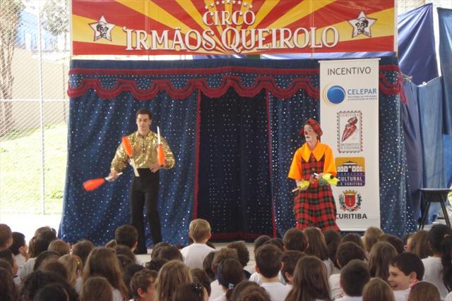O Circo chegou aqui no Pedrosa!