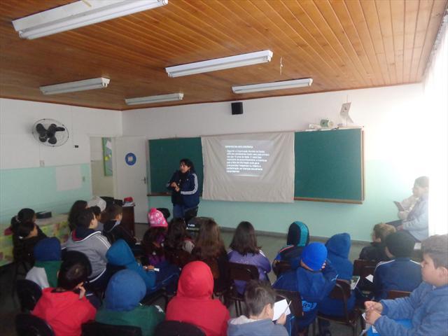 Palestra sobre Educação Sexual
