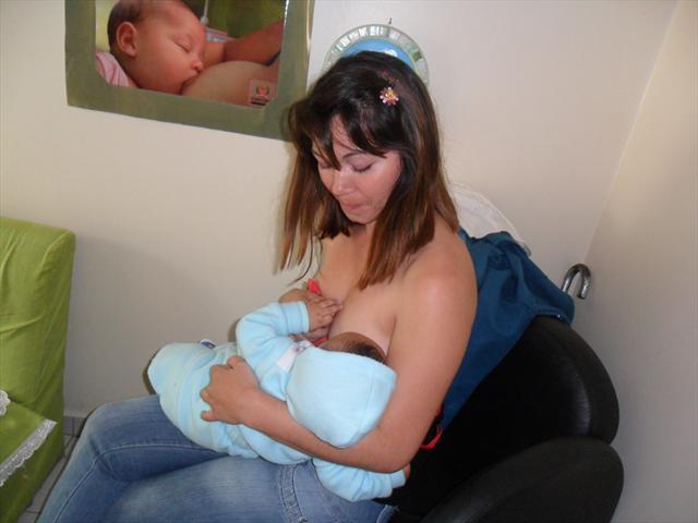 Sexto aniversário do Programa Mama Nenê: cuidando da saúde dos bebês curitibanos!