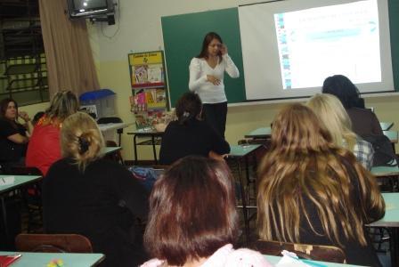 Compartilhando Práticas na Educação de Jovens e Adultos - EJA
