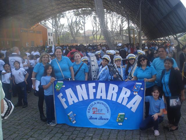 Desfile Cívico Pinheirinho