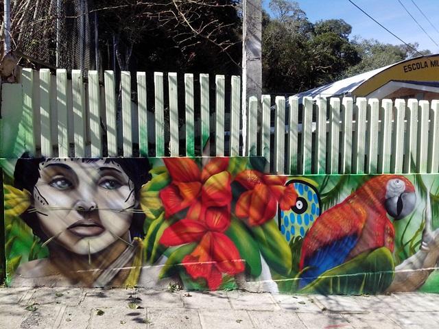 """""""GRAFFITE É ARTE PICHAÇÃO É CRIME"""""""