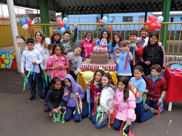 Comemoração do trigésimo aniversário da Escola Dit