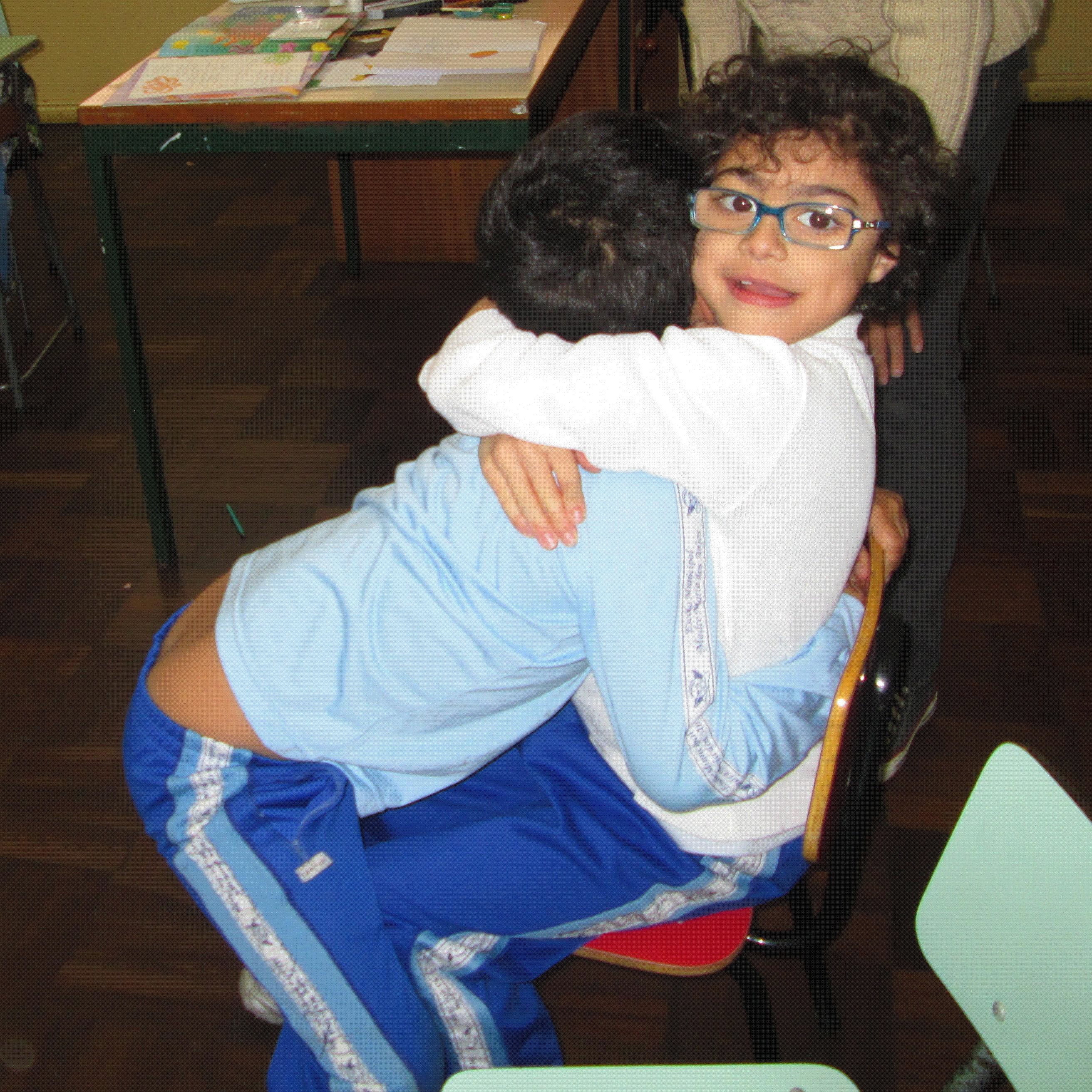 Dia do Abraço