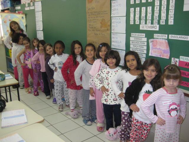 Desfile de Pijamas!