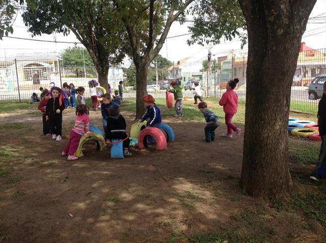 Semana do Dia das Crianças no CMEI Vila Formosa