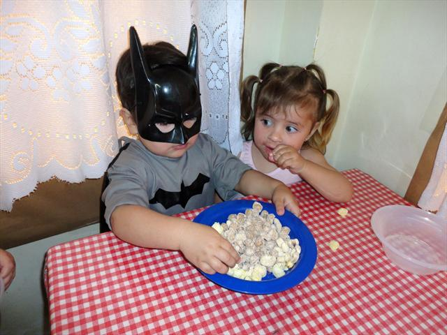 Atividades do dia das crianças de 2014