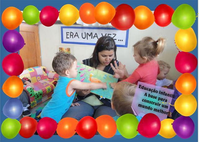 Nós amamos a Educação Infantil