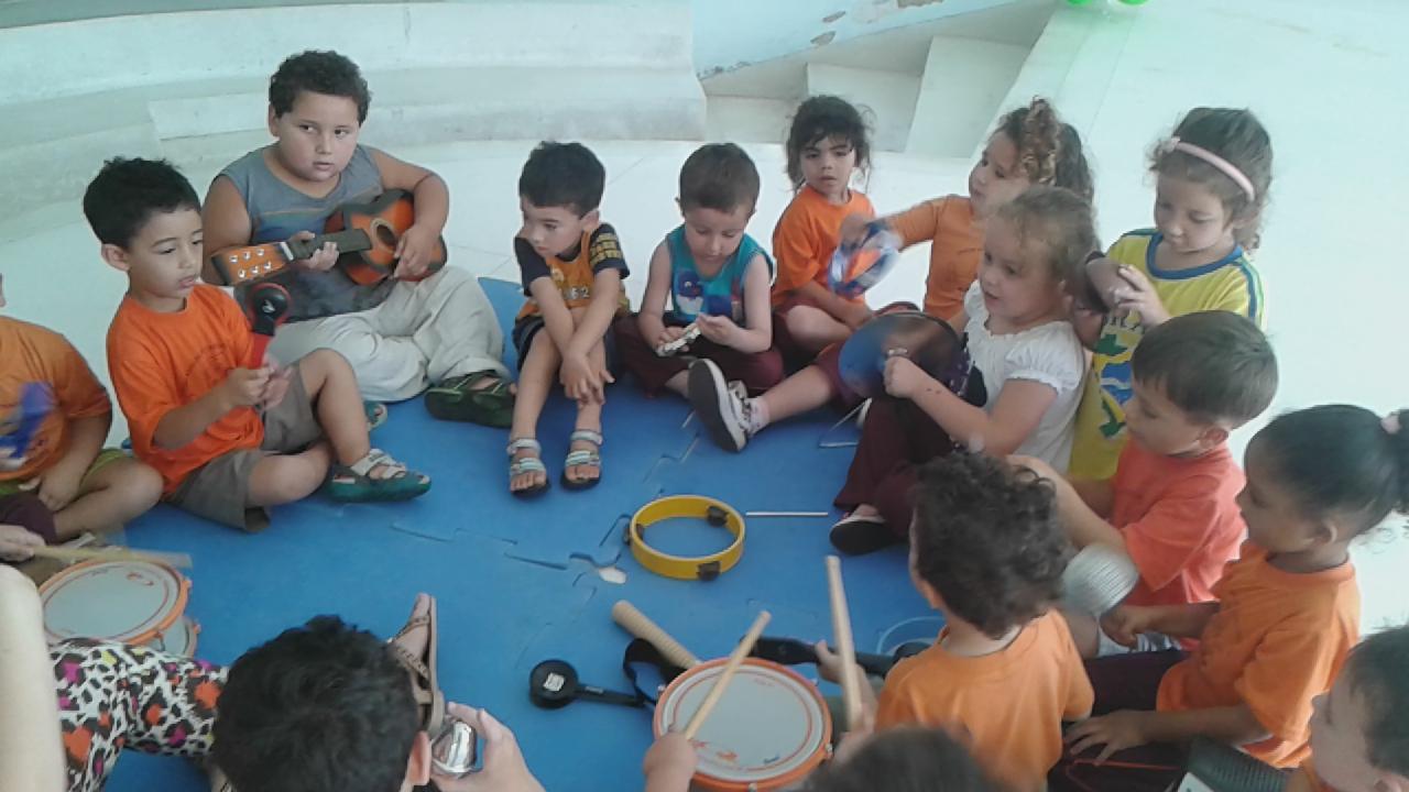 Sequência Didática: Música em Nossas Vidas