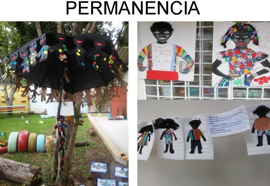 Permanência - Mostra de trabalhos