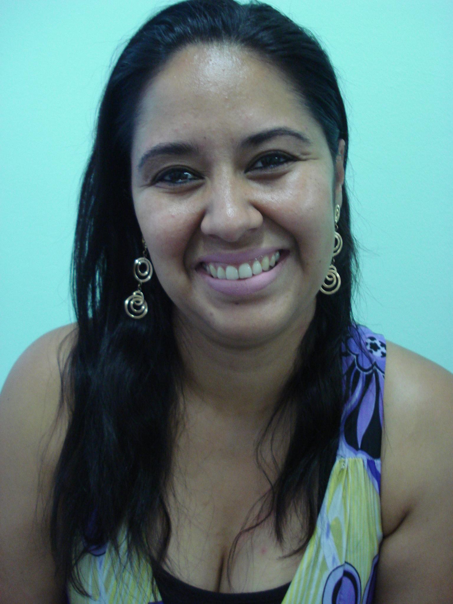 Candidata à direção: Kelly Regina Camargo