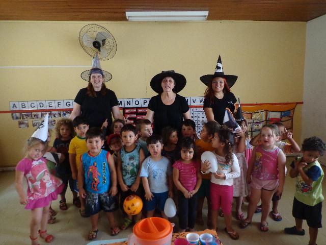 Halloween no Maternal II