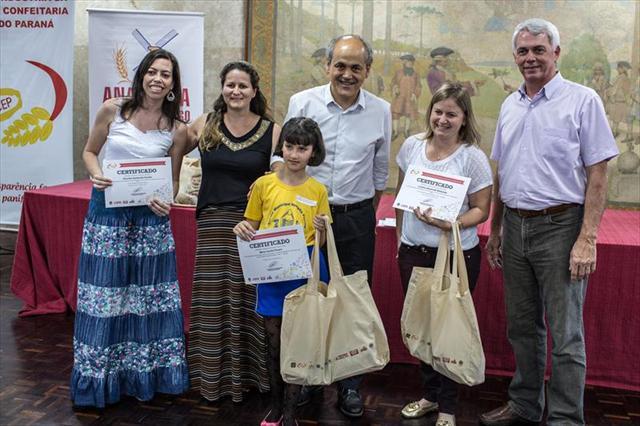 Concurso Cultural Pão ao redor do Mundo