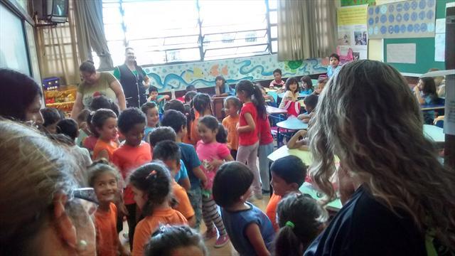 Integração Escola Madre Teresa de Calcutá
