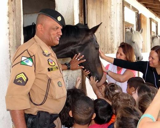Visita a Cavalaria