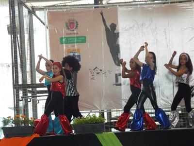 Alunos participarão da amostra de dança regional d