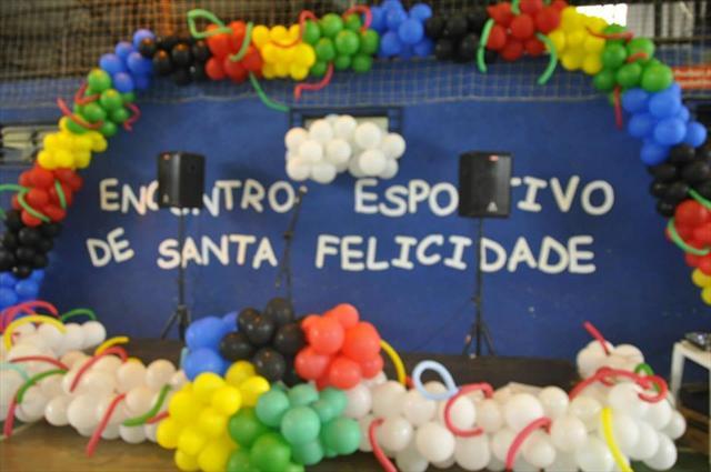 Jogos Santa Felicidade