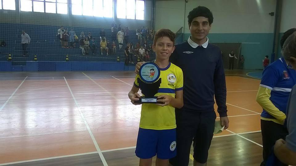 CEI Bela Vista conquista o 3º  lugar na Copa Santa Mônica de Futsal