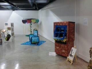 Pré F na Bienal de Arte Educação da Rede Municipal de Ensino