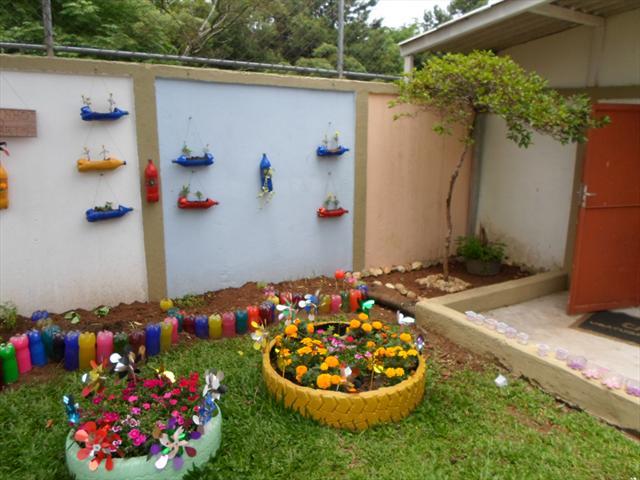 Nosso Jardim ganhou mais vida!