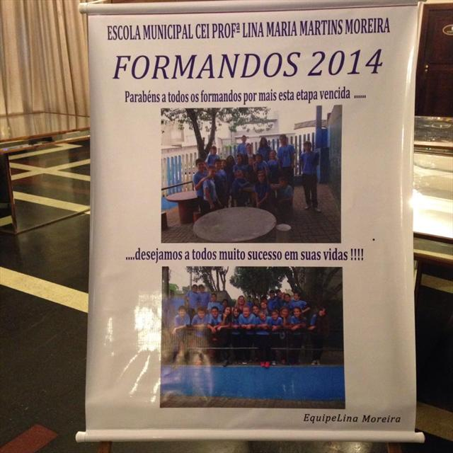 FORMATURA 5ºS ANOS
