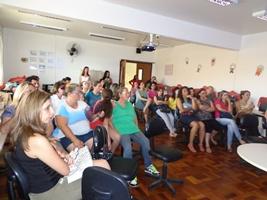 Reunião pedagógica e administrativa de final de an