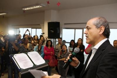 Professores da Educação Infantil têm plano de carreira sancionado pelo prefeito Gustavo Fruet