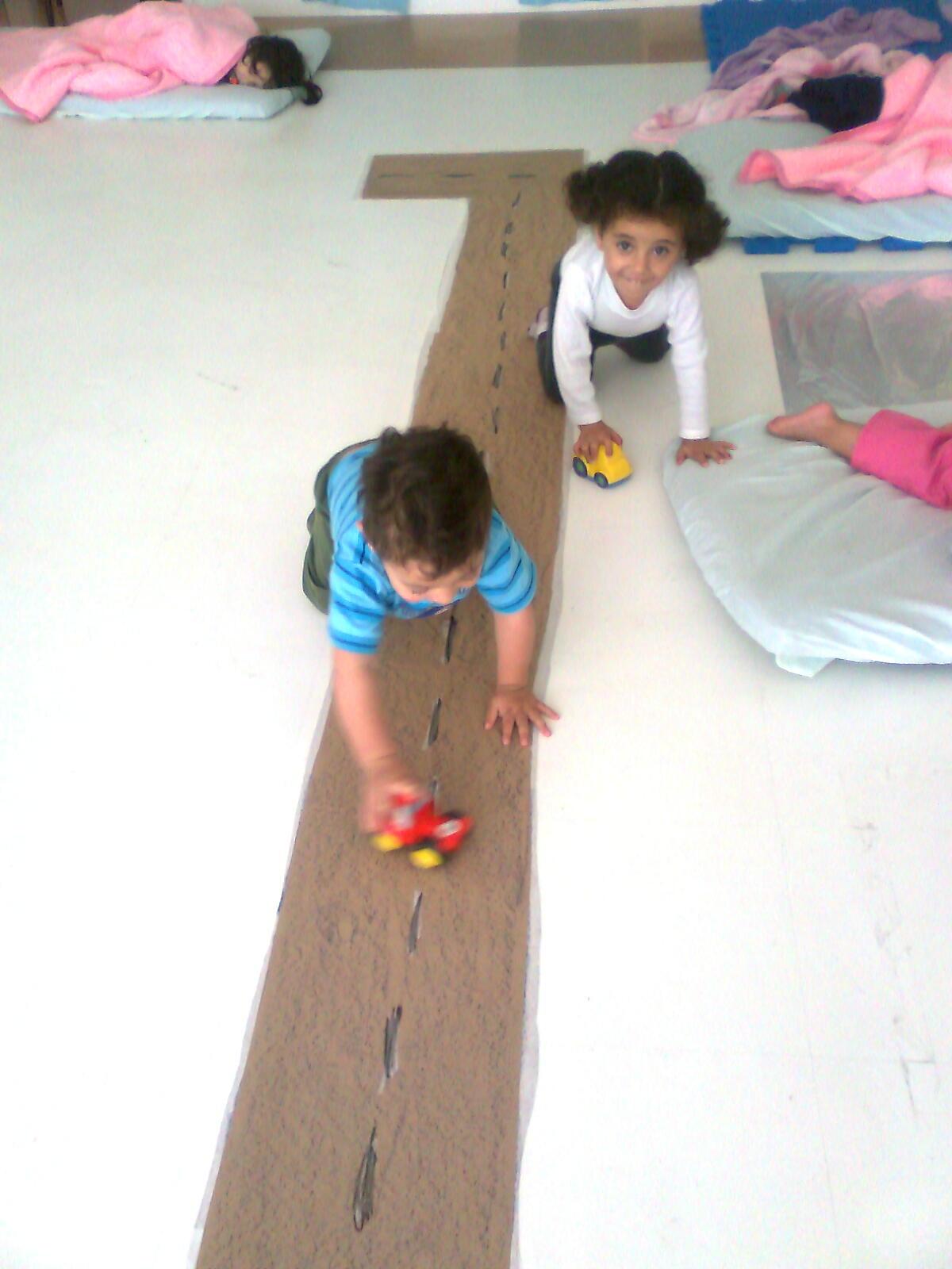 Aprendendo brincando