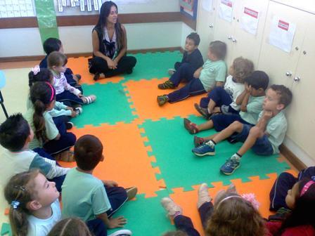 Imaginando e criando na Educação Infantil