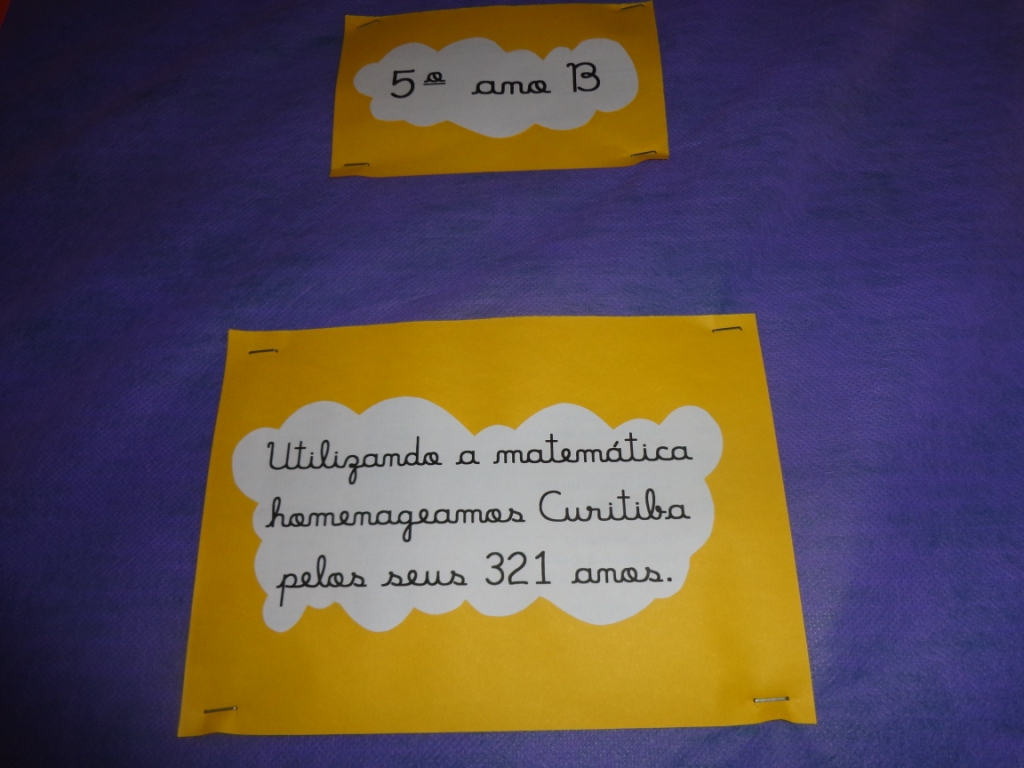 Curitiba 321 anos