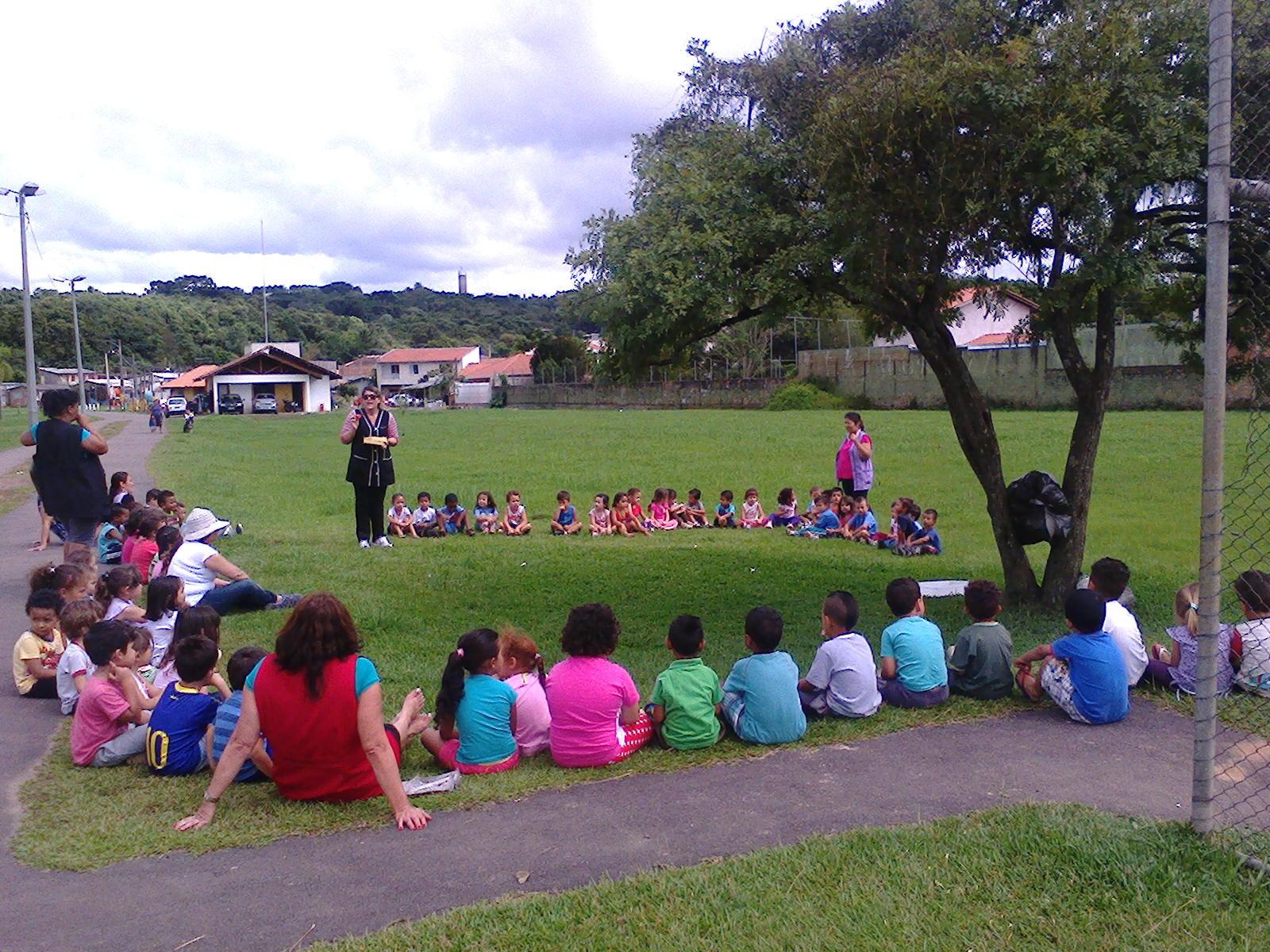 Homenagem do CMEI Santa Cândida à cidade de Curitiba 6