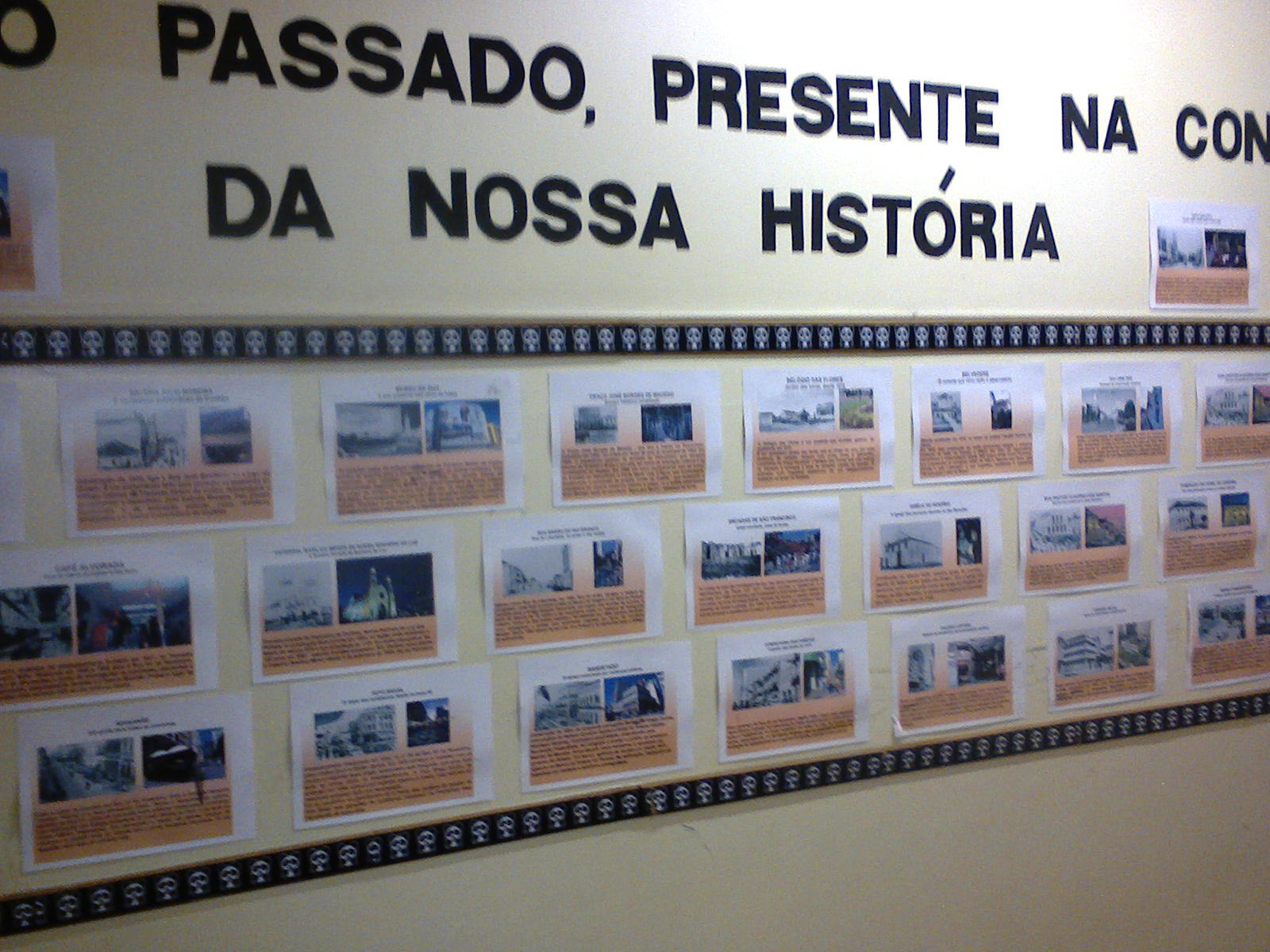 Homenagem do CMEI Santa Cândida à cidade de Curitiba 8