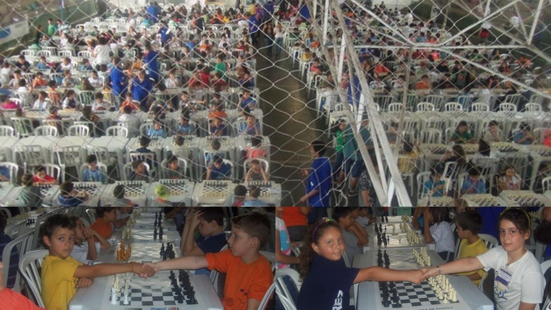 Torneios Xadrez e Atletismo