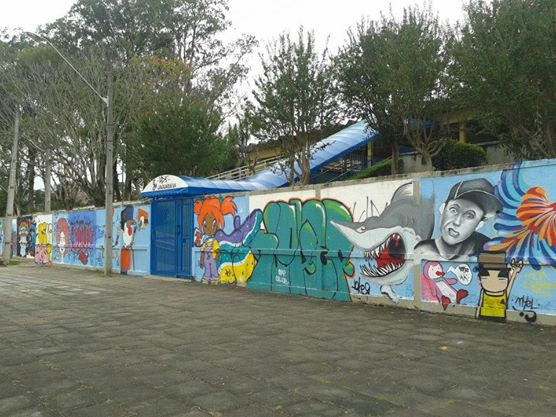 EM Jaguariaíva - Grafite