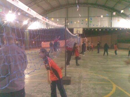 """Voleibol """"Leões do Vôlei"""""""