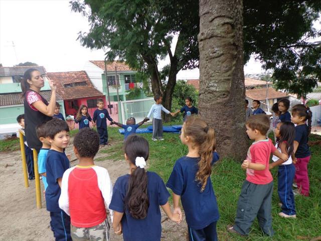 CMEI Boa Vista - 321 anos de Curitiba
