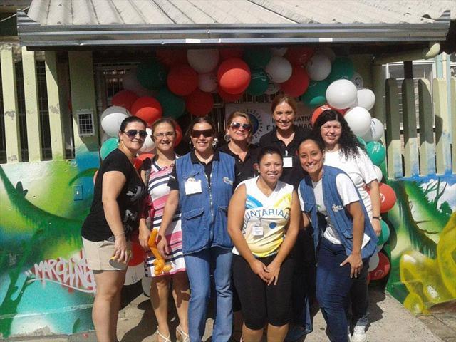 Parceria entre Programa Comunidade Escola e Nissei oferecem atividades na escola Municipal Paranaguá