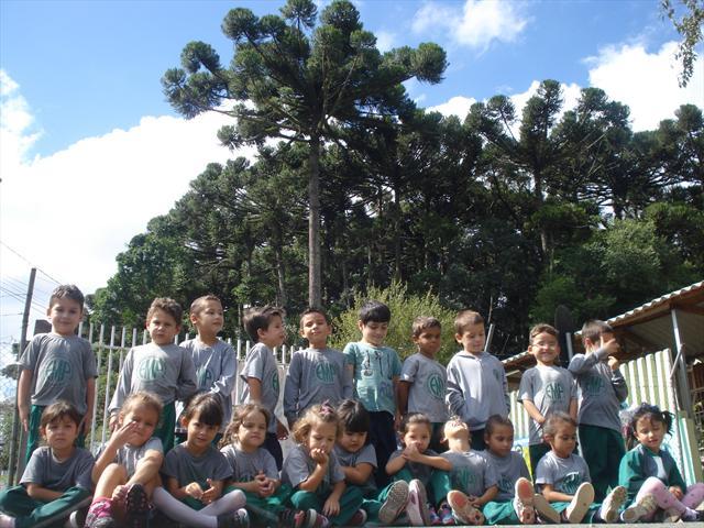 EDUCAÇÃO INFANTIL - ANIVERSÁRIO DE CURITIBA