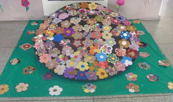 Aniversário de Curitiba - Relógio das Flores