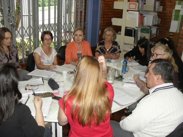 Reunião Técnica entre Conselho e Secretaria Munici