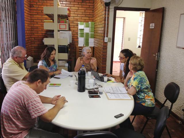 1.º Encontro da Comissão de Mobilização e Acompanhamento do Plano de Ações Articuladas - PAR da Secretaria Municipal de Educação de Curitiba - SME