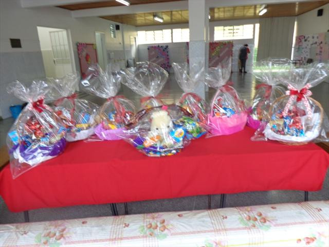Sorteio das cestas de Páscoa acontecerão no dia 16 de abril