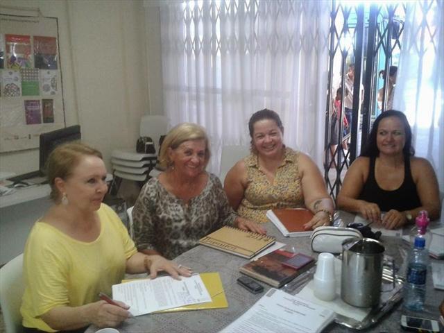 Reunião com UNCME-PR