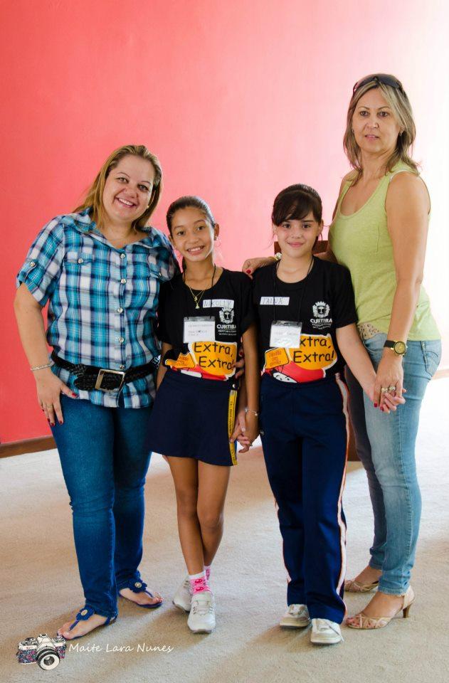 Entrevista com o prefeito Gustavo Fruet e a secretaria da educação Roberlaine