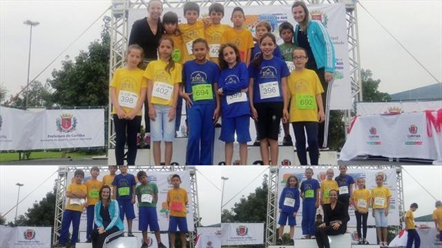Estudantes da escola Nympha se destacam em torneios de Xadrez e Atletismo.